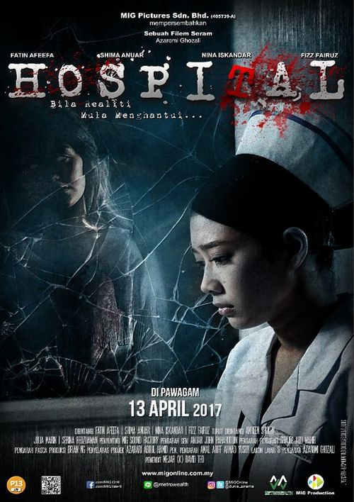 Nina Iskandar For NaforrÉr: Hospital On Moviebuff.com