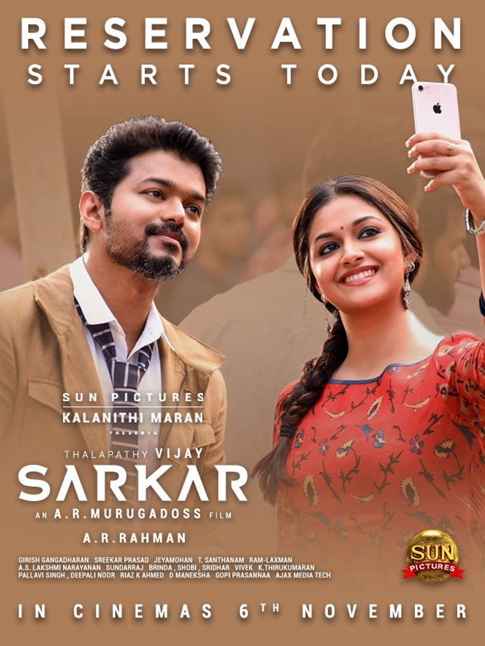 Sarkar on Moviebuff com