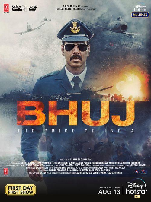 Bhuj: The Pride of India (2021) Full Movie Watch Online