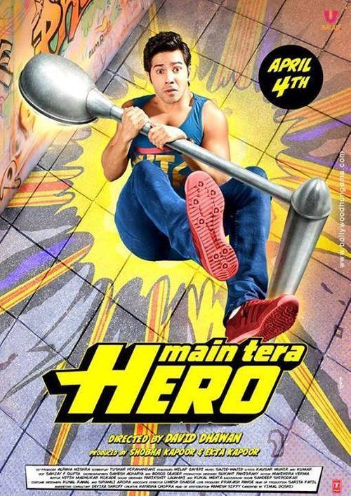 Video Palat Tera Hero Idhar Hai   Main Tera Hero   Arjit Singh   Varun  Dhawan