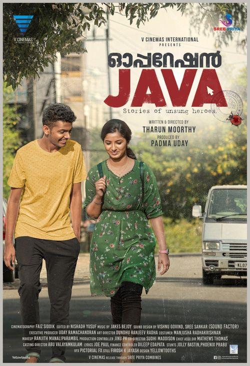 Operation Java (2021) [Malayalam - HDRip - x264 - MP3 - 700MB - ESubs] -  Malayalam New Movies - HDRips / BDRips / DVDRips / HDTV - Download & Watch  Tamil, Telugu, Malayalam, Hindi, Kannada & Hollywood Movies