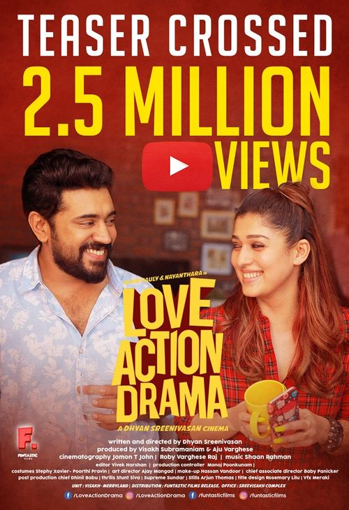 Love Action Drama on Moviebuff com