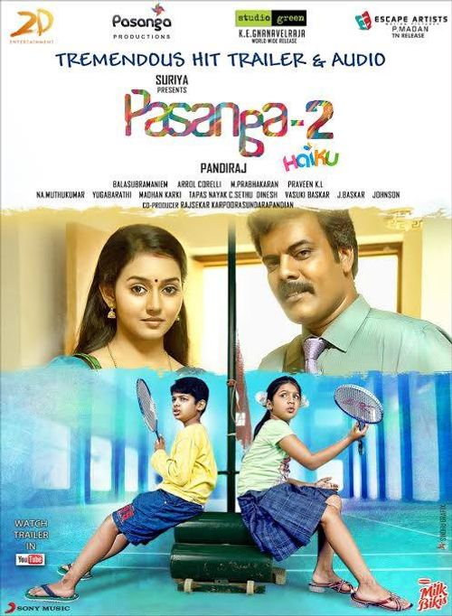 Pasanga 2 on Moviebuff com