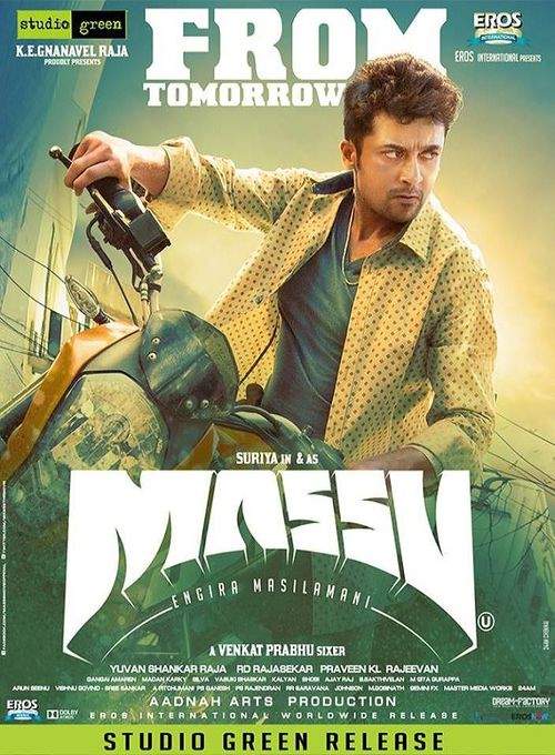 Massu Engira Maasilamani (Suriya) Watch And Download Full Movie In Dual Audio