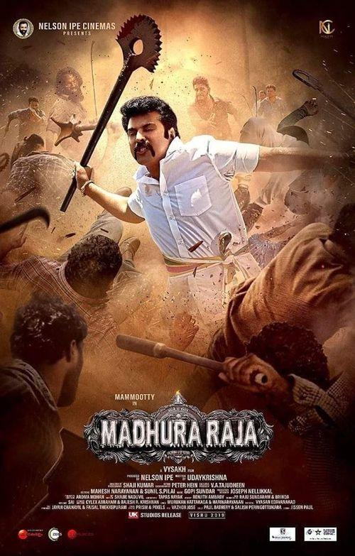 Madhuraraja on Moviebuff com