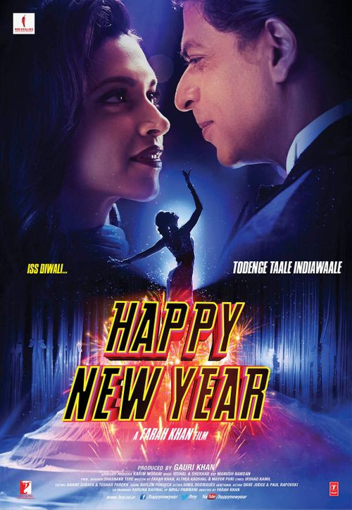 Happy New Year On Moviebuff Com