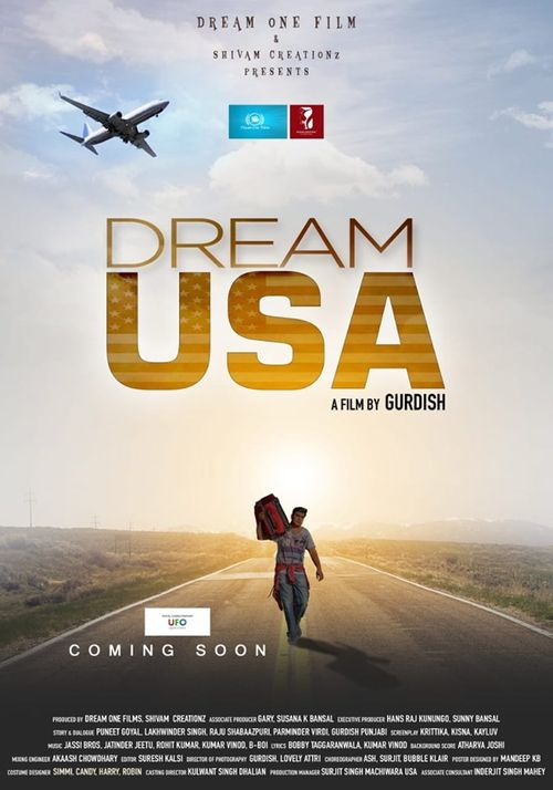 Dream USA (2019) Punjabi Movie 720p HDRip 1GB ESubs Free Download